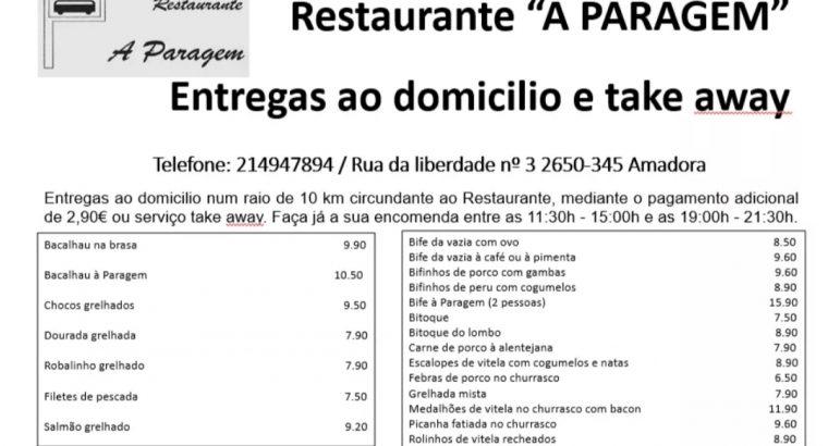 Restaurante A Paragem
