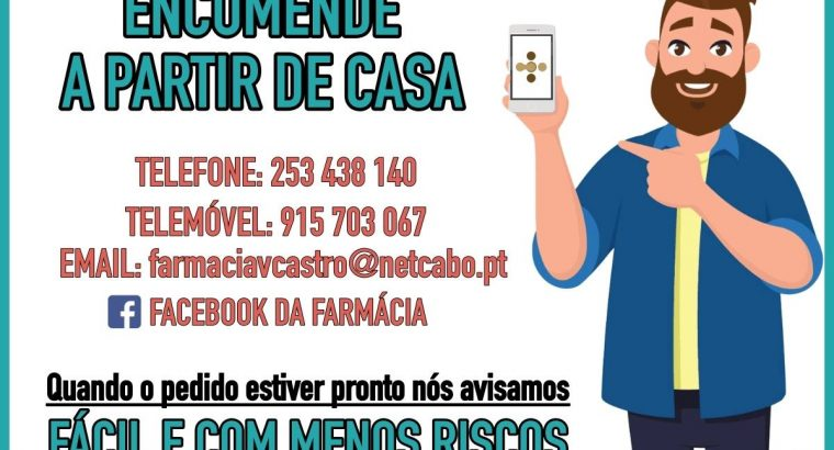Farmácia Vieira de Castro