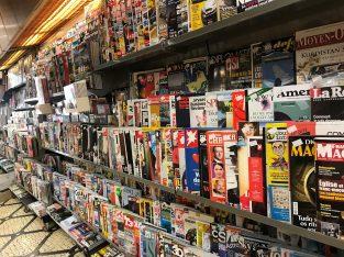 INP, Lda – Jornais e Revistas internacionais