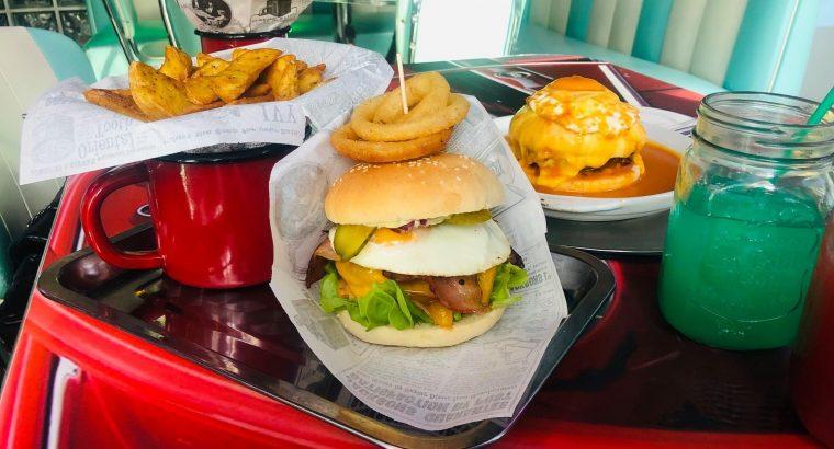 Brunn's Diner by Flashback