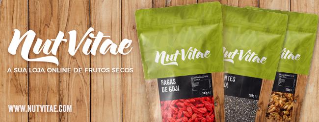 NutVitae – a loja online de frutos secos