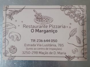 "Pizzaria ""O Marganiço"""